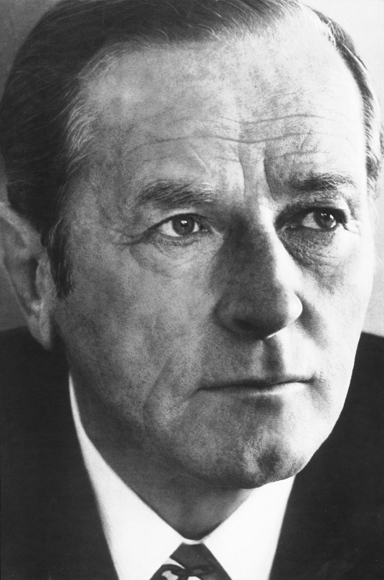 Johann Nepomuk Glöggler ca. 1972